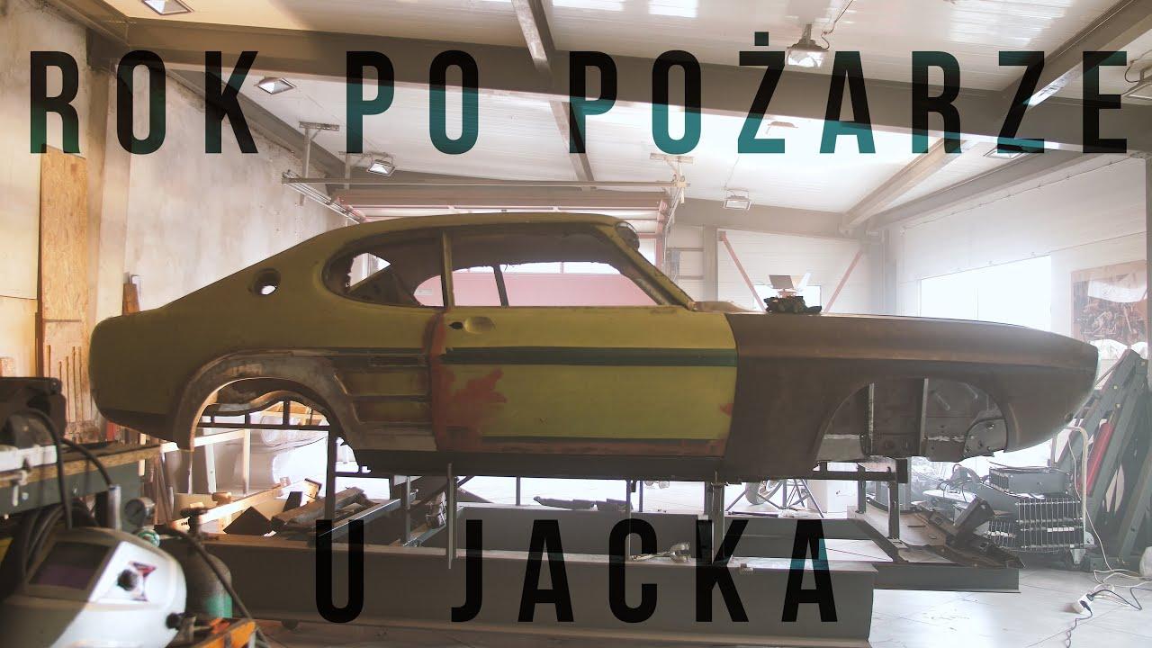 Rok po tragedii: szczęśliwy finał pożaru w warsztacie Jacka i Szymona w Katowicach