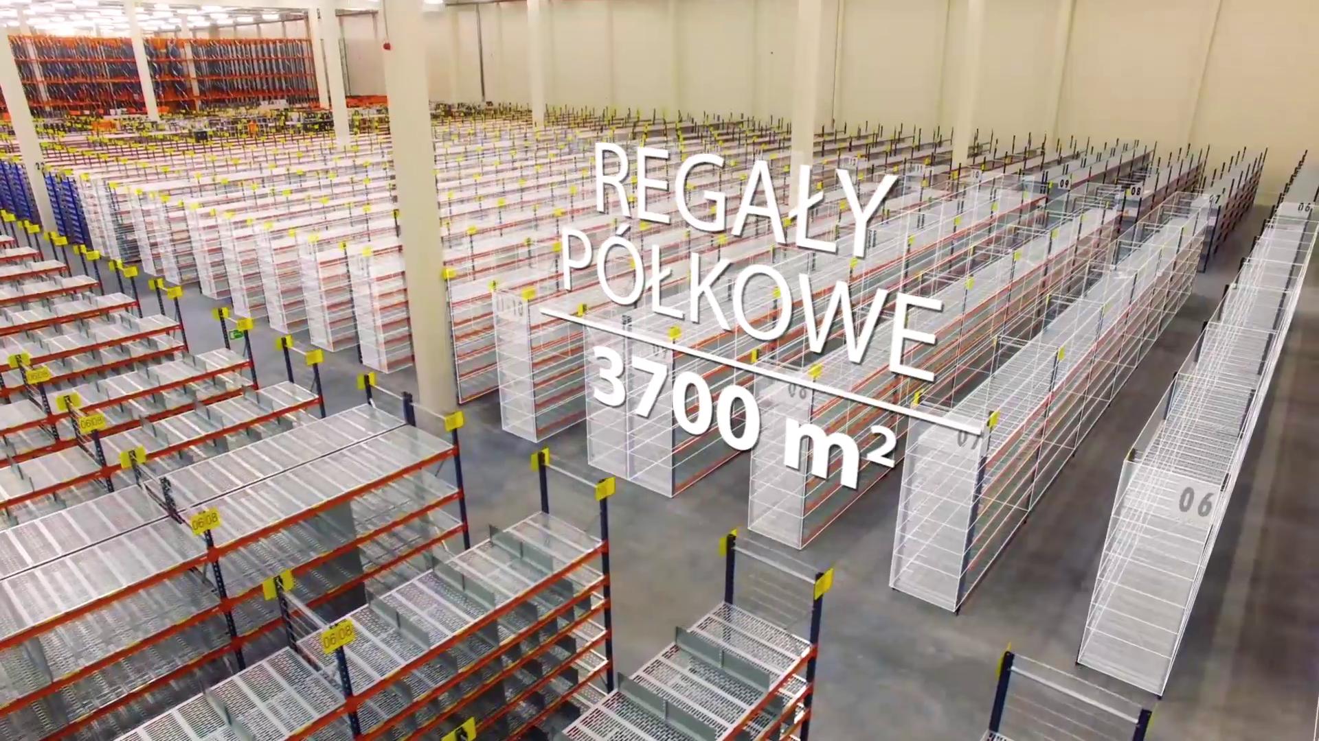 Mecalux Polska – film reklamowy