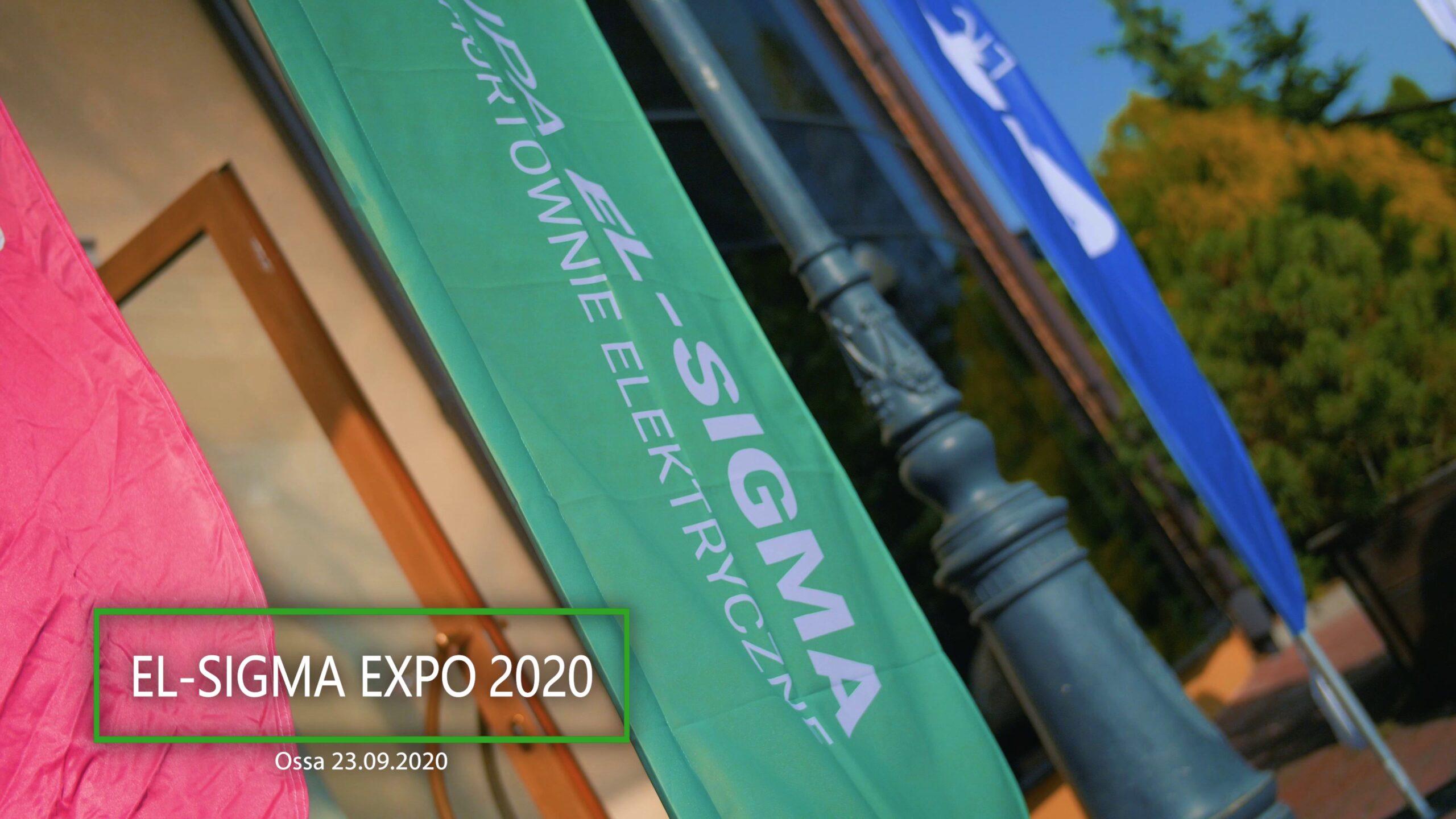 El-Sigma – relacja z targów branżowych 2020