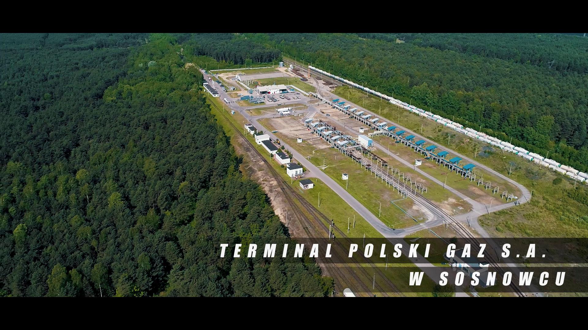 POLSKI GAZ S.A. – Terminal przeładunkowy